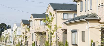 抗酸化工法で施工した住宅の写真