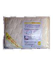 「抗酸化機能・綿パッド」もこもこパッドの写真