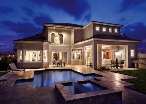 高級住宅(イメージ)