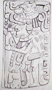 グアテマラで出土した陶器