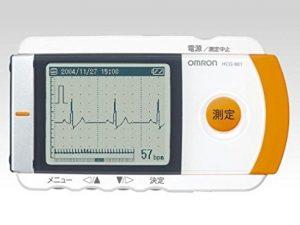 携帯用 24 時間連続記録心電計