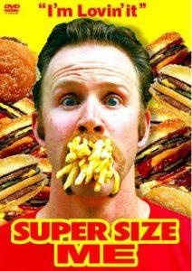『SUPER SIZE ME』
