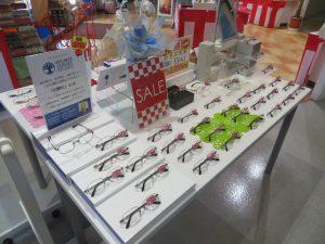 メガネのナガタ 諏訪沖田店店内②