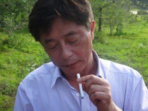 白い象農園のリンゴの木の葉による抗酸化実験②