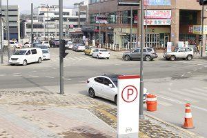韓国の路上駐車事情②