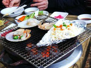 貝・海鮮料理屋①