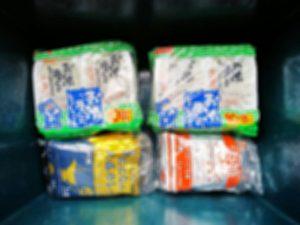 大阪北部地震・非常食