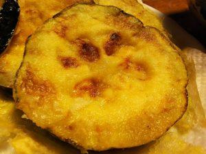 スッキーニの天ぷら