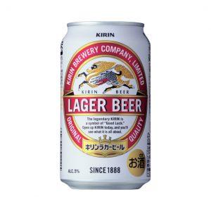 キリン・ラガービール