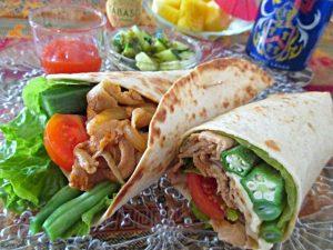 タコス(tacos) & ブリート(burrito)
