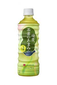 綾鷹 茶葉のあまみ(コカ・コーラ)