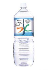 六甲のおいしい水(ハウス食品)