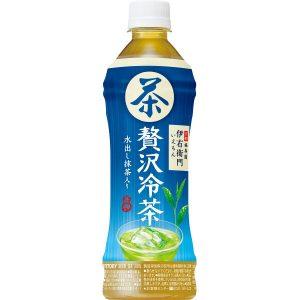 伊右衛門 贅沢冷茶(サントリー)