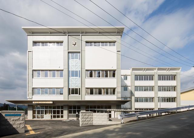 岩手県立高田高等学校(陸前高田市)