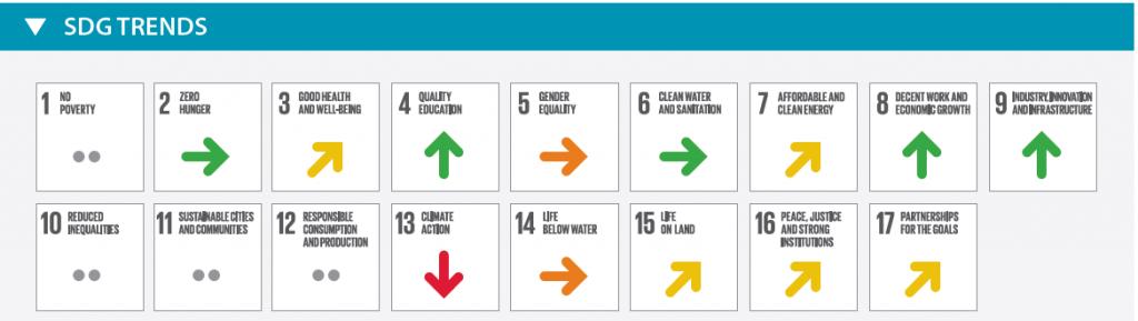 SDGs日本の評価(2019)下