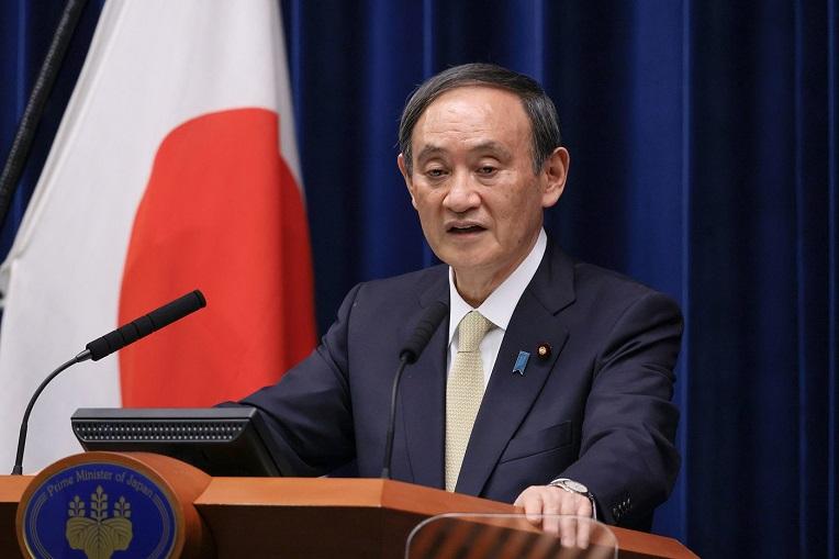 新型コロナウィルス感染症に関する菅内閣総理大臣記者会見